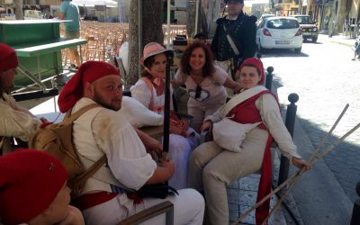 The French in Malta and Gozo, the biggest re-enactment