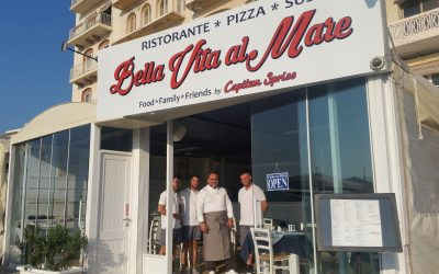 Bella Vita al Mare Restaurant and Pizzeria
