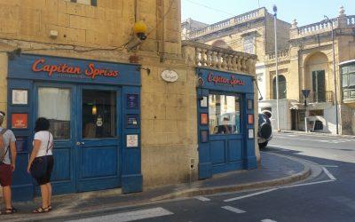 Capitan Spriss Café