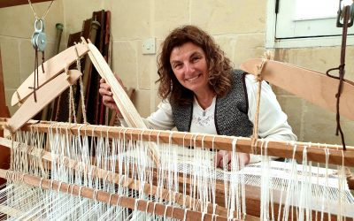 Meet Alda Bugeja, The Gozitan Awarded Weaver
