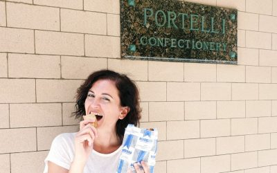 Portelli Confectionery, since 4 generations they make your life taste better!